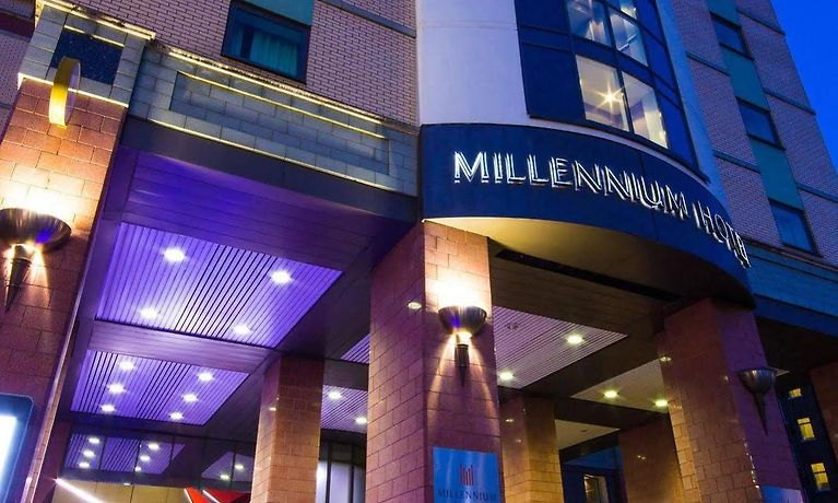 Hotels In Chelsea London >> Millennium Copthorne Hotels At Chelsea Football Club London